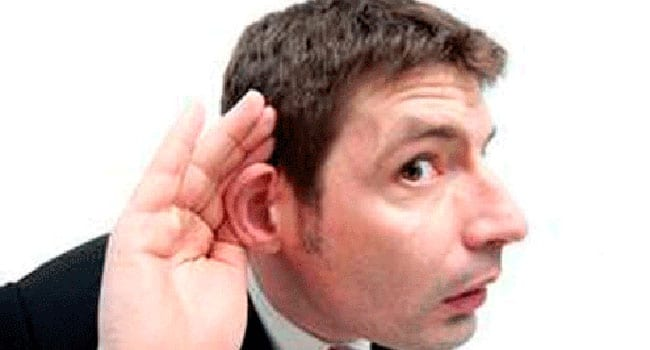 """Why you don't believe me when I say """"I'm listening"""""""