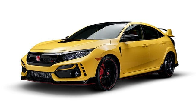 The Civic Type R