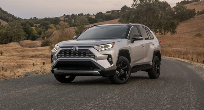 Slow but sure, RAV4 Hybrid fills a need