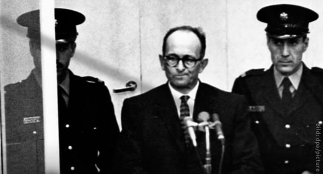 Bringing the Architect of the Holocaust to justice