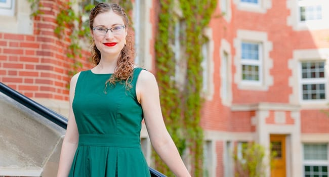 Past becomes present for history grad who studied Spanish flu