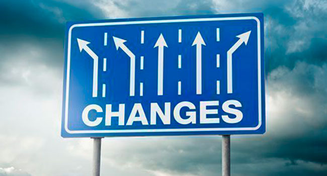 Adapting to the new normal of constant change
