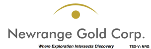 Newrange Drills 14.85 g/t Gold Over 9.15 Meters at Pamlico, Including 34.11 g/t Au Over 3.05 Meters
