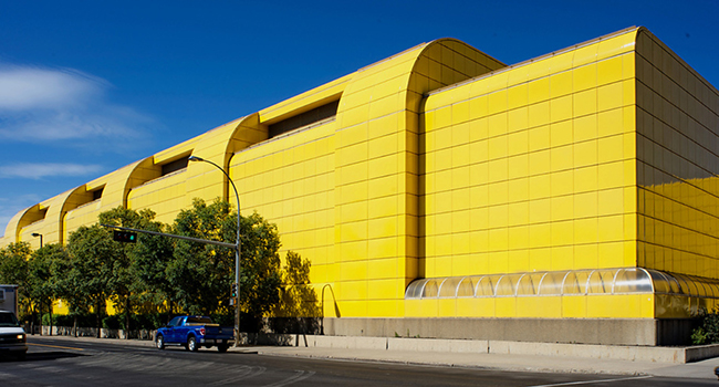 U of A's Butterdome to serve as AHS alternate care centre