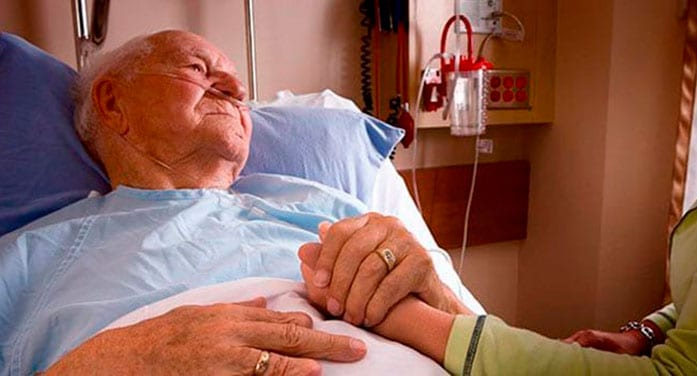 Half of Canadians don't even know what palliative care is