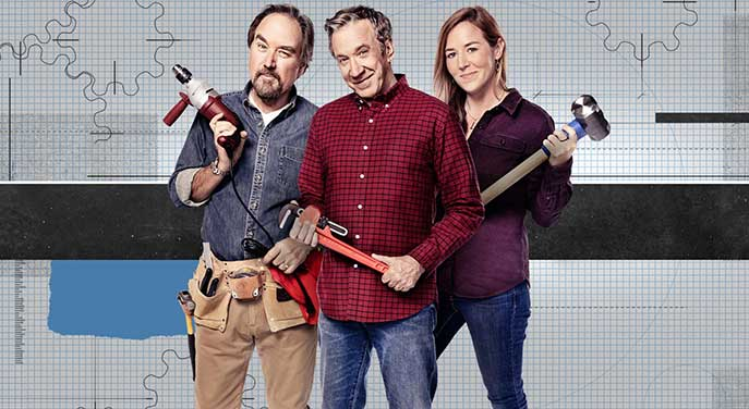 Assembly Required has that old Home Improvement magic