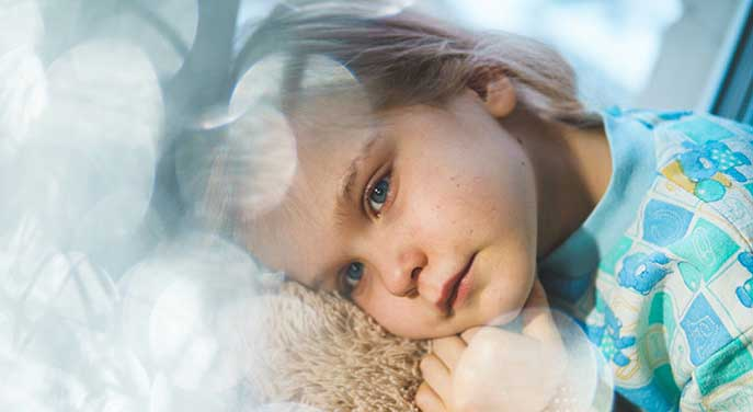 Helping parents navigate the challenges of a sick child